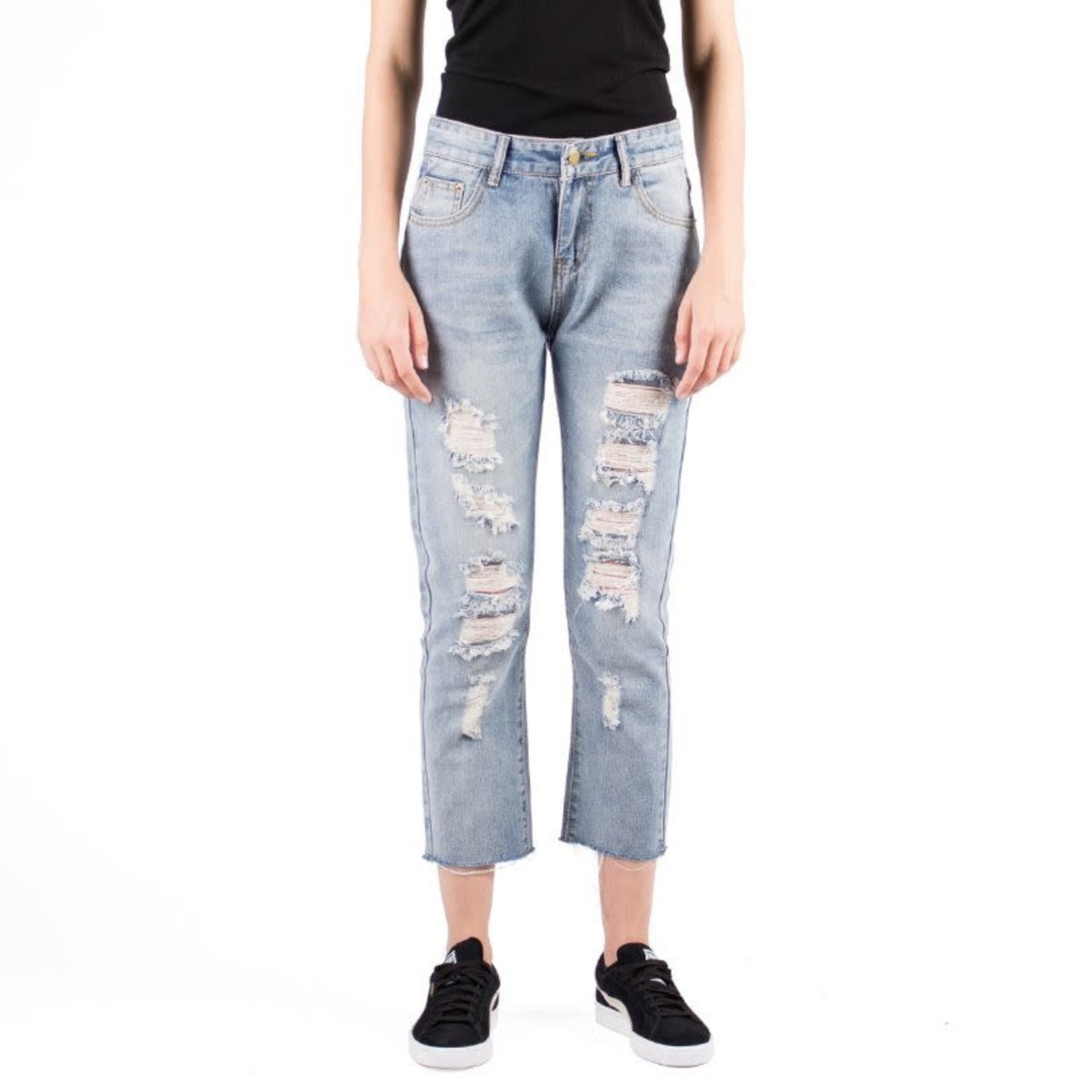 Daily Issue Daily Issue : Boyfriend Jeans