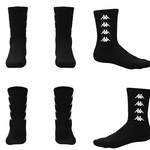 Kappa Kappa : Authentic Amal 1 Pack Crew Socks