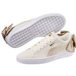 PUMA Puma Footwear : Suede Bow Varsity Shoes