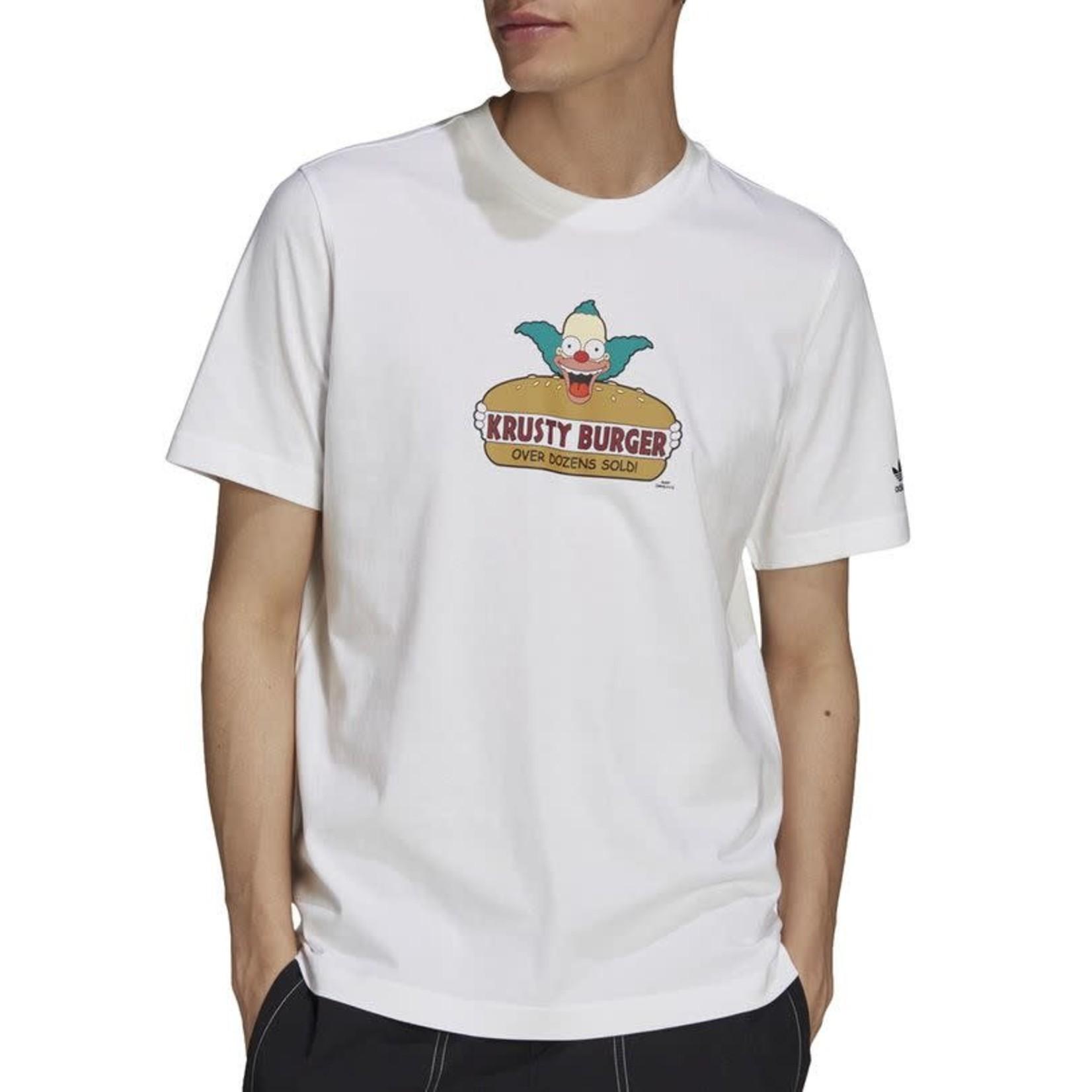 Adidas Adidas : Simpson Krusty Burger SS Tee