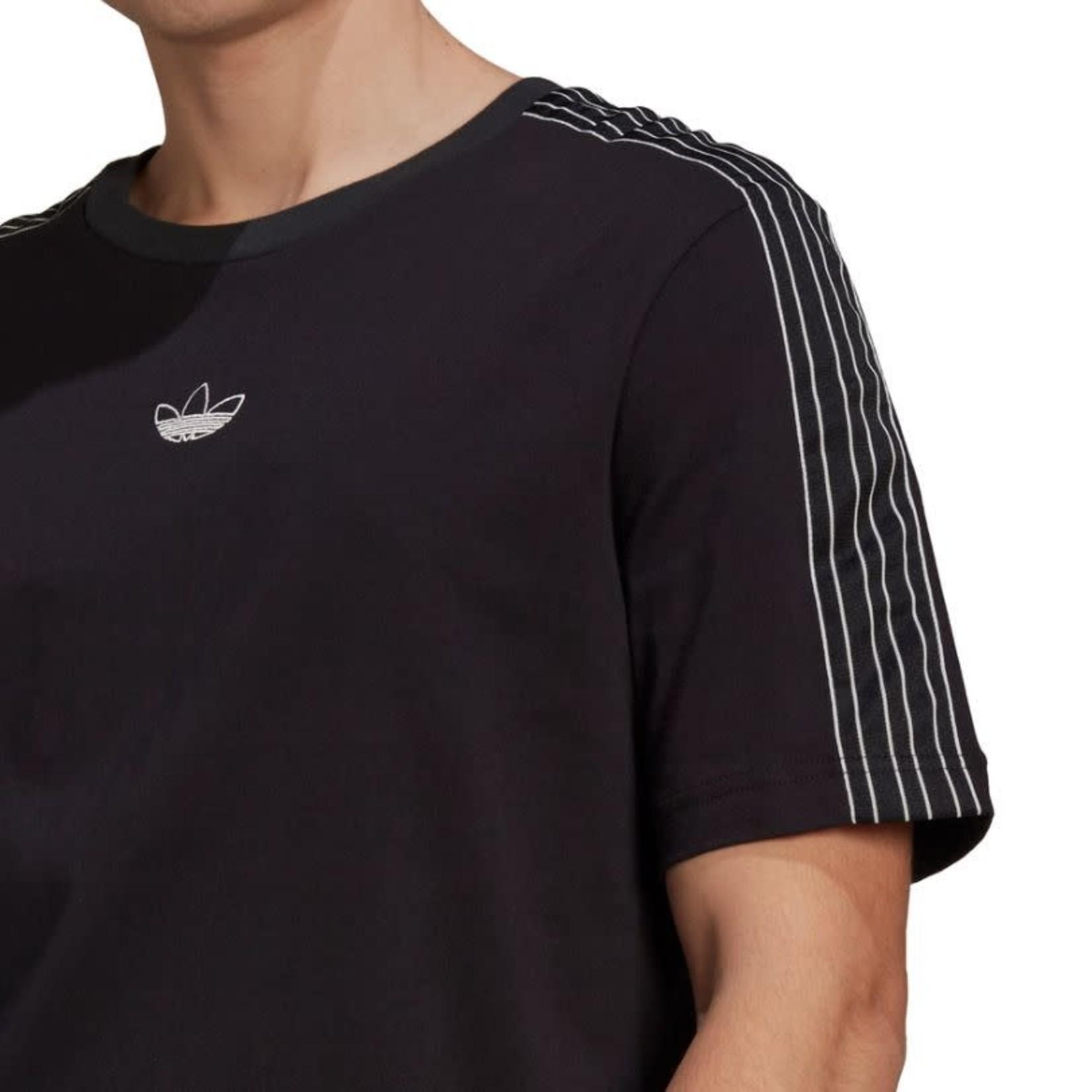 Adidas Adidas : Sport Stripes T-Shirt