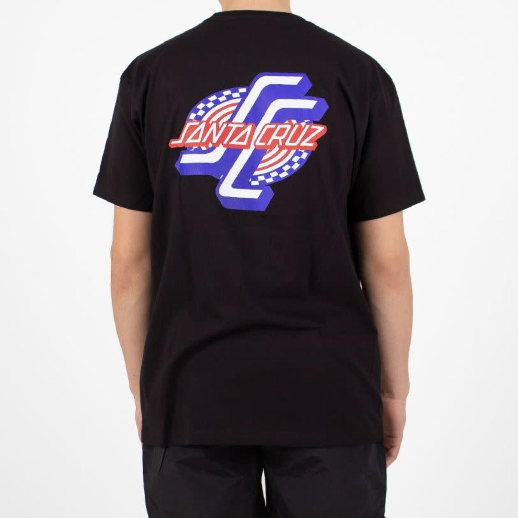 Santa Cruz Santa Cruz : OGSC Spiral Logo Short Sleeve T-Shirt