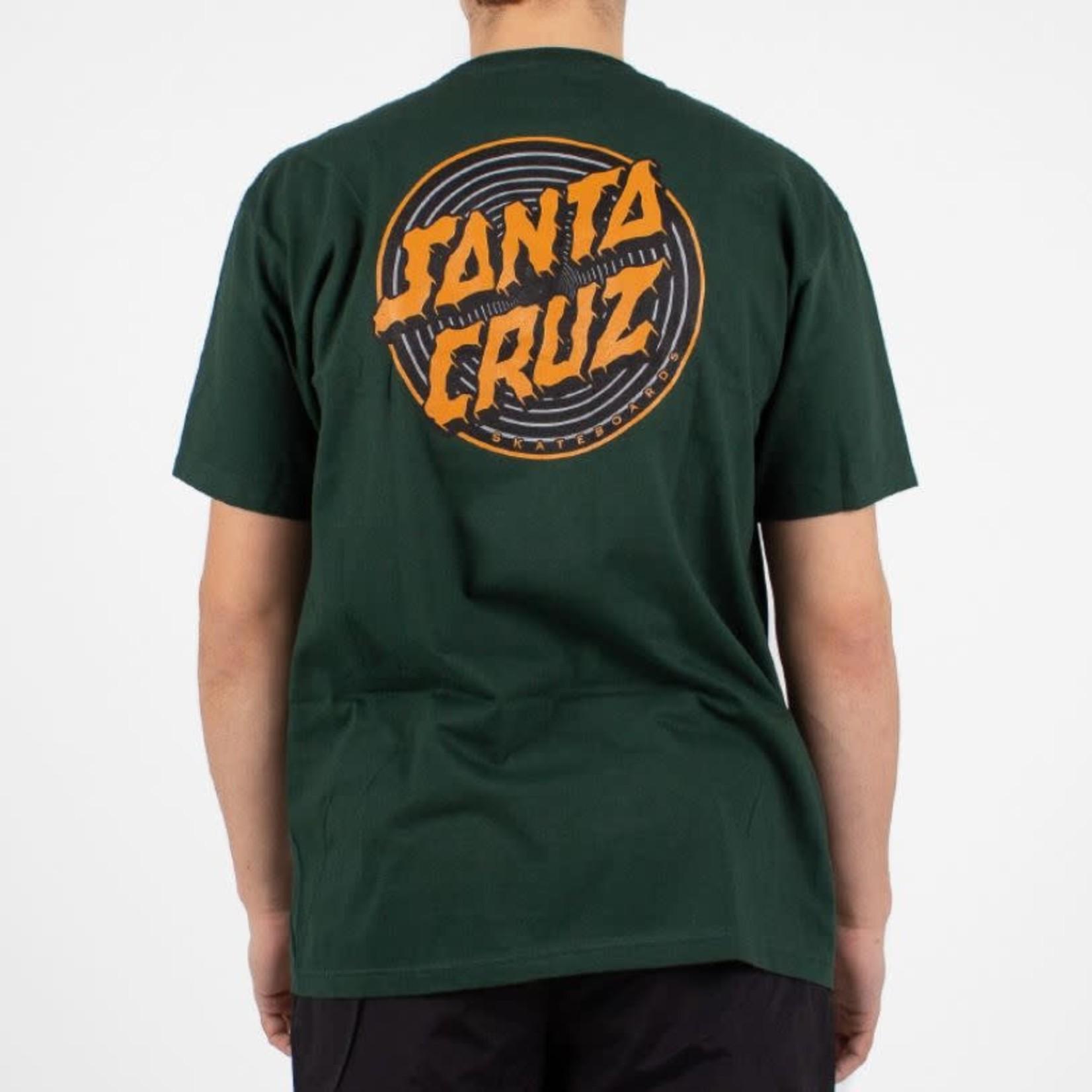 Santa Cruz Santa Cruz : Depth Dot Short Sleeve T-Shirt