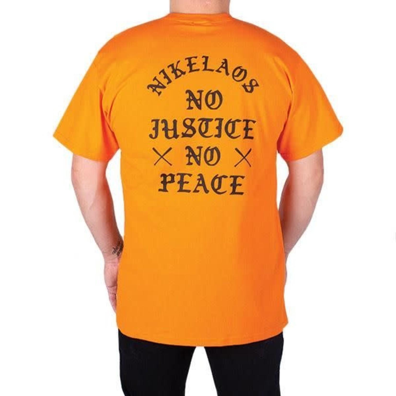 NKLS NKLS : No Justice T-Shirt