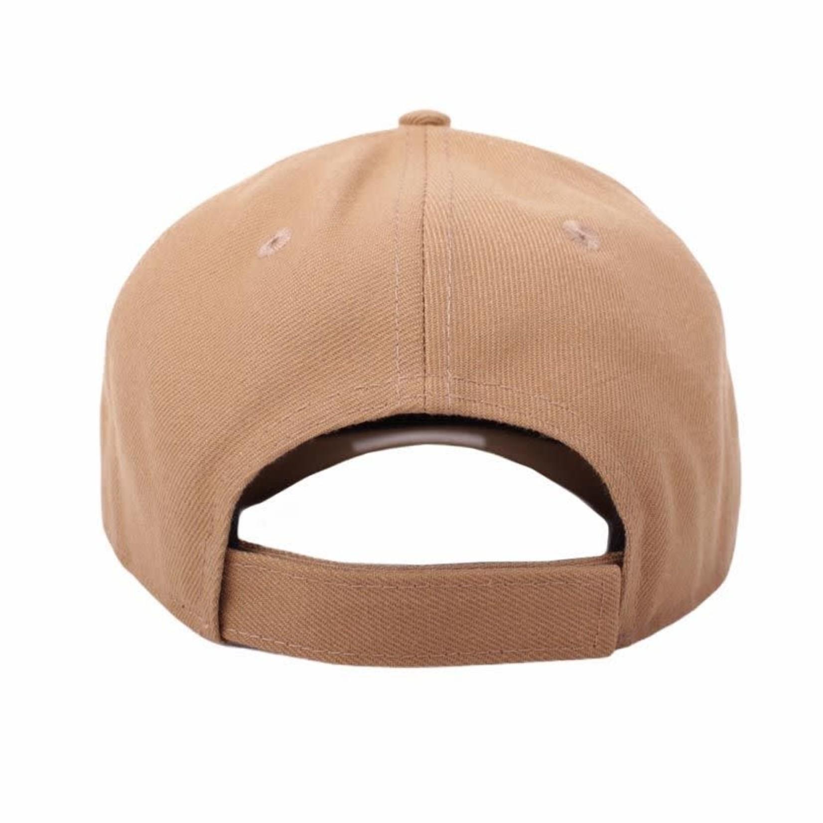 New Era New Era : 940 WLKN Oblique Logo Caps Khaki O/S
