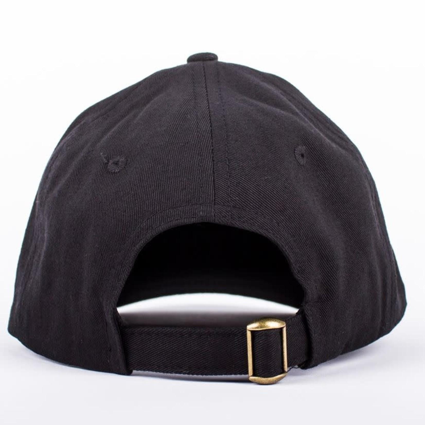 WLKN WLKN : Jays Dad Hat Black O/S