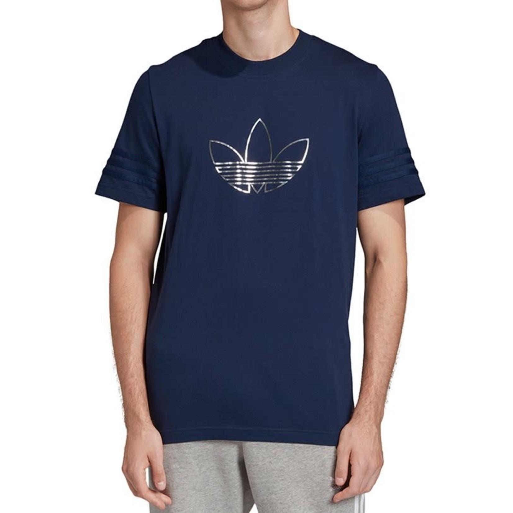 Adidas Adidas : Outline Embro Stripes T-Shirt