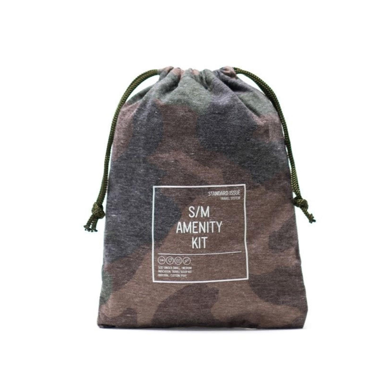 Herschel Herschel : Amenity Cotton Poly Travel Kit Camo O/S