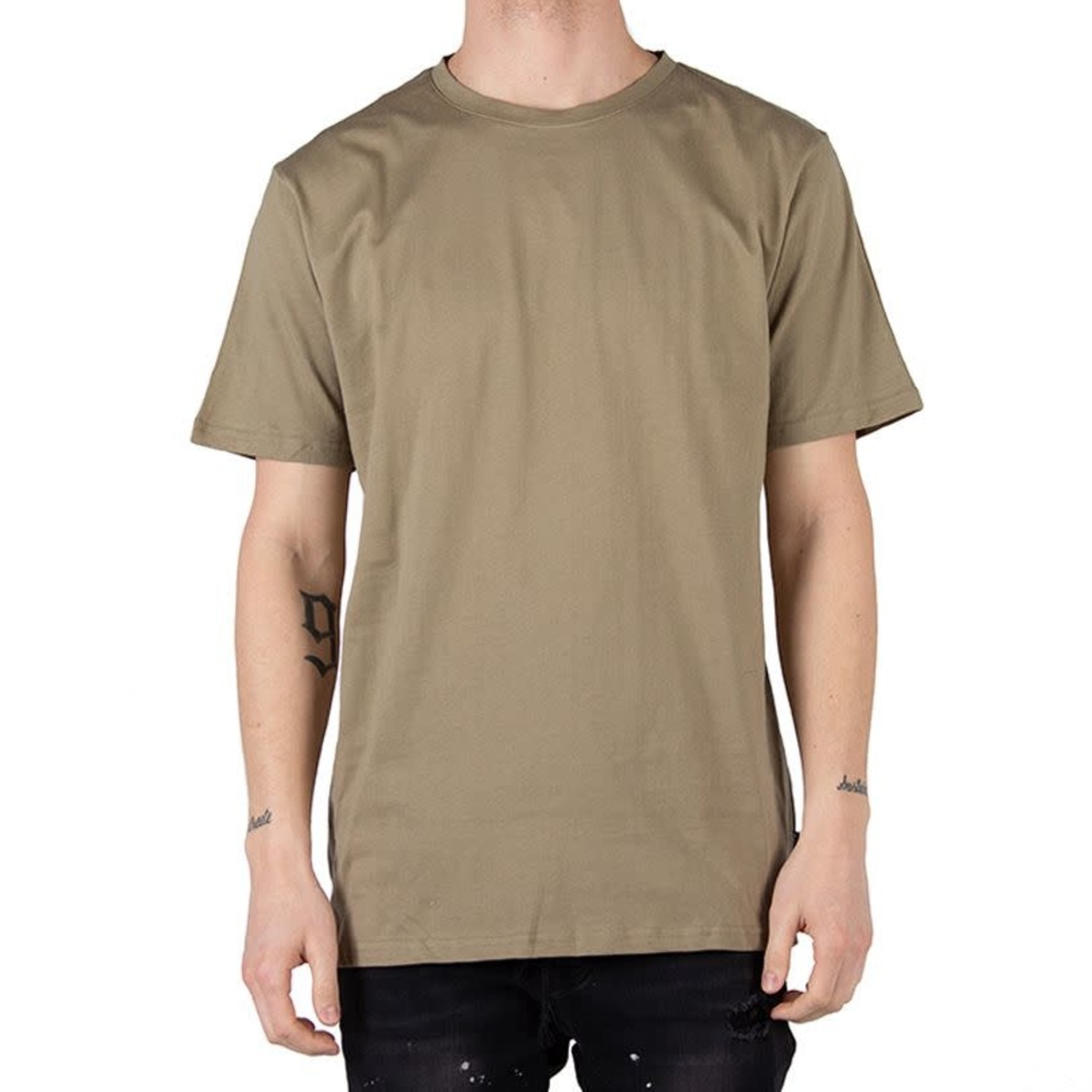 Daily Issue Daily Issue : Two Tone T-shirt