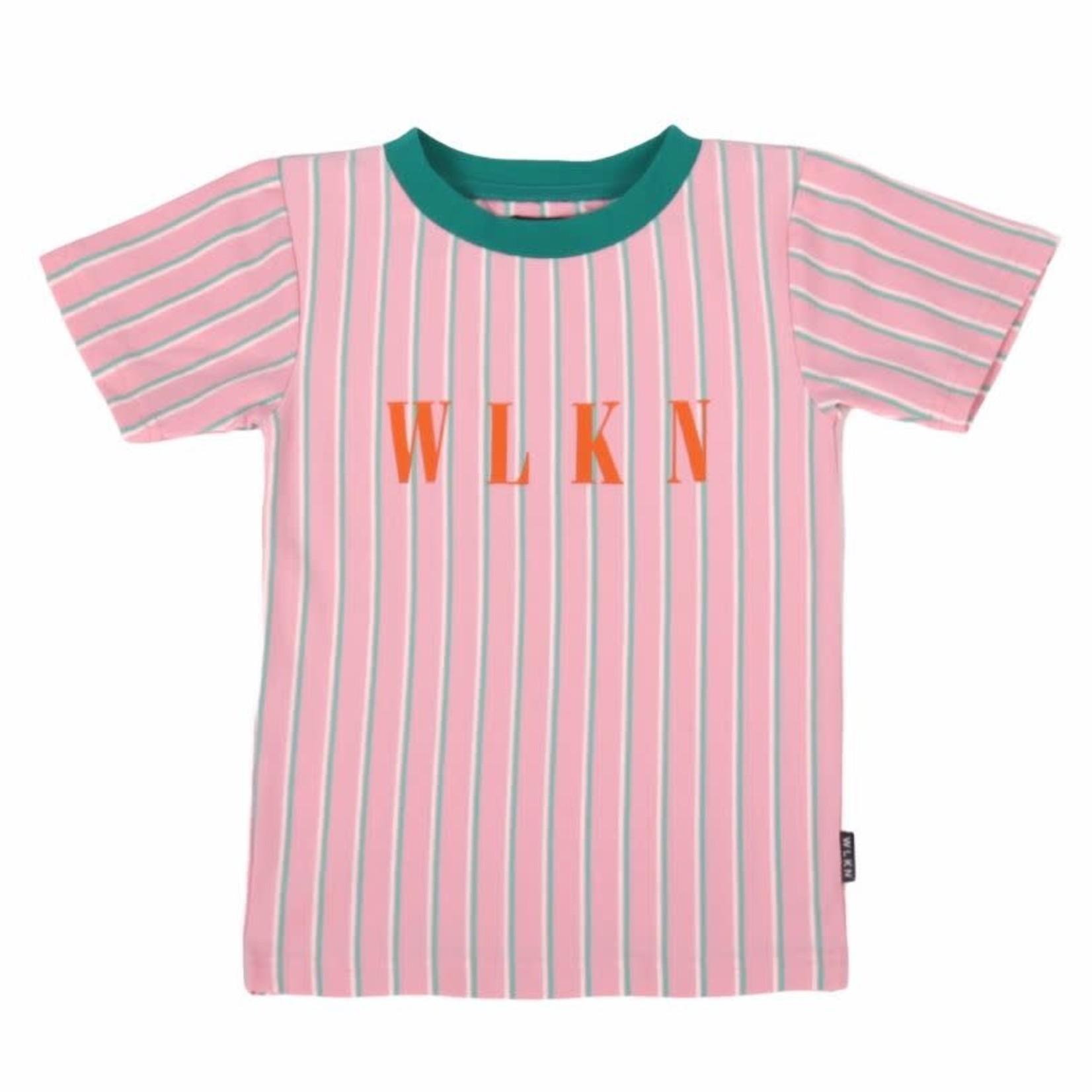 WLKN Junior Lined T-Shirt