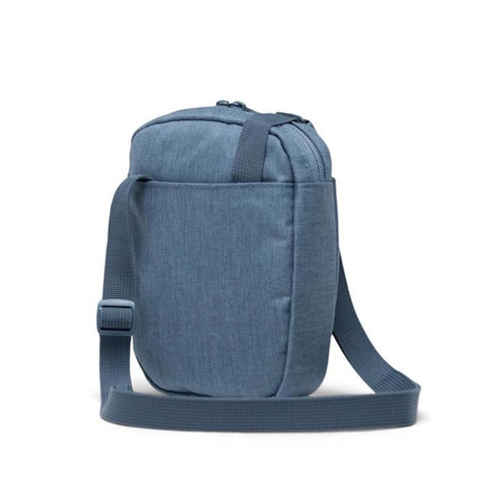 Herschel Herschel : Cruz Crossbody Bag Blue Mirage Crosshatch O/S