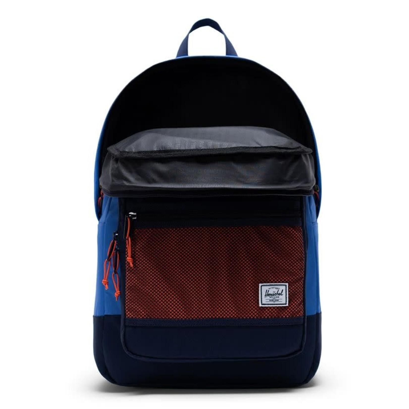 Herschel Herschel : Kaine Backpack Amparo Blue/Peacoat/Vermillio O/S