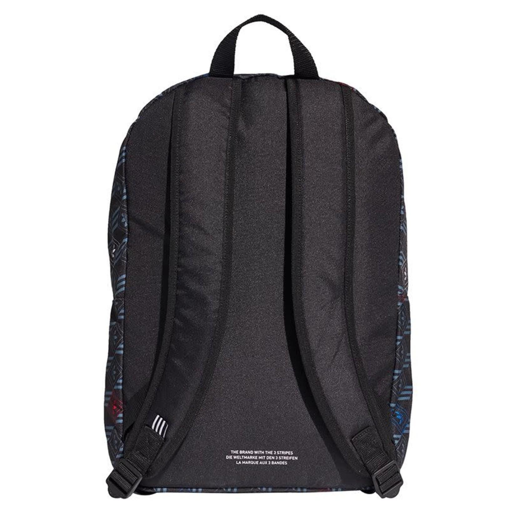 Adidas Adidas : Monogram Backpack Black O/S