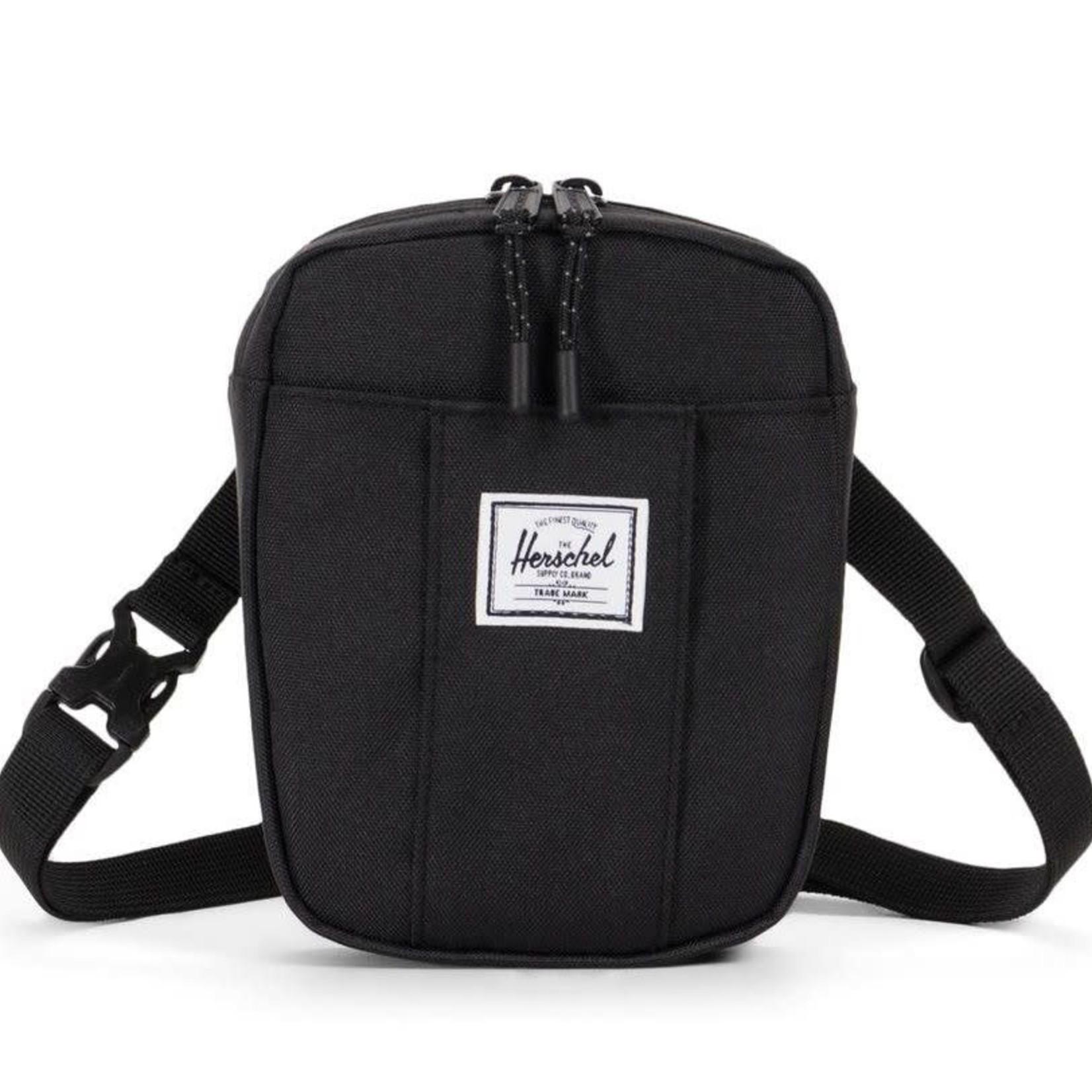 Herschel Herschel : Cruz 600D Poly Crossbody Bag Black O/S