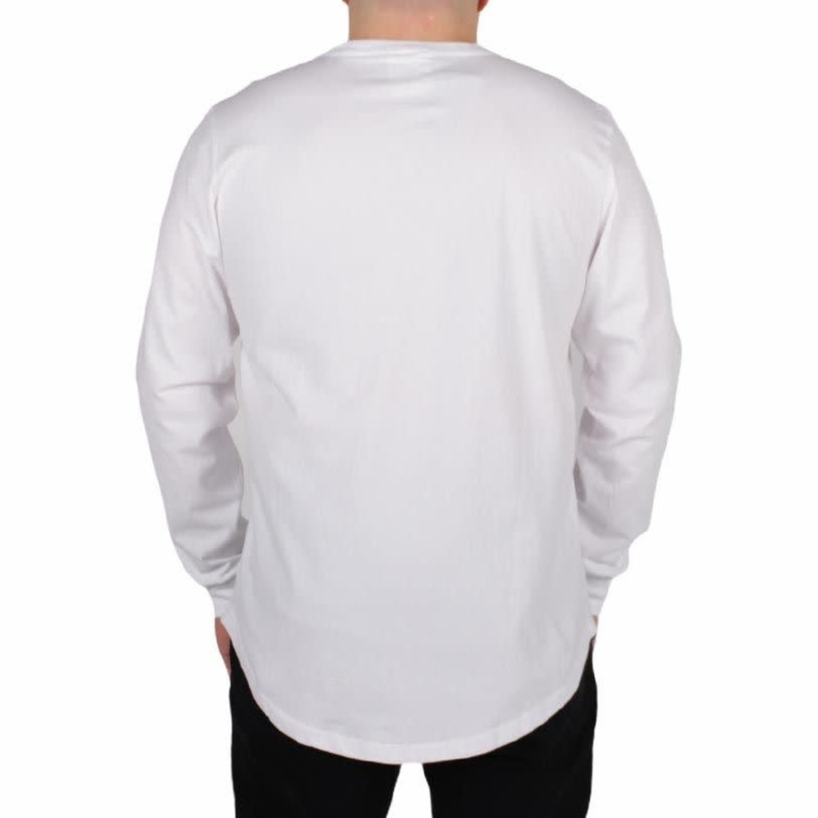 WLKN WLKN : Heart Script L/S T-Shirt