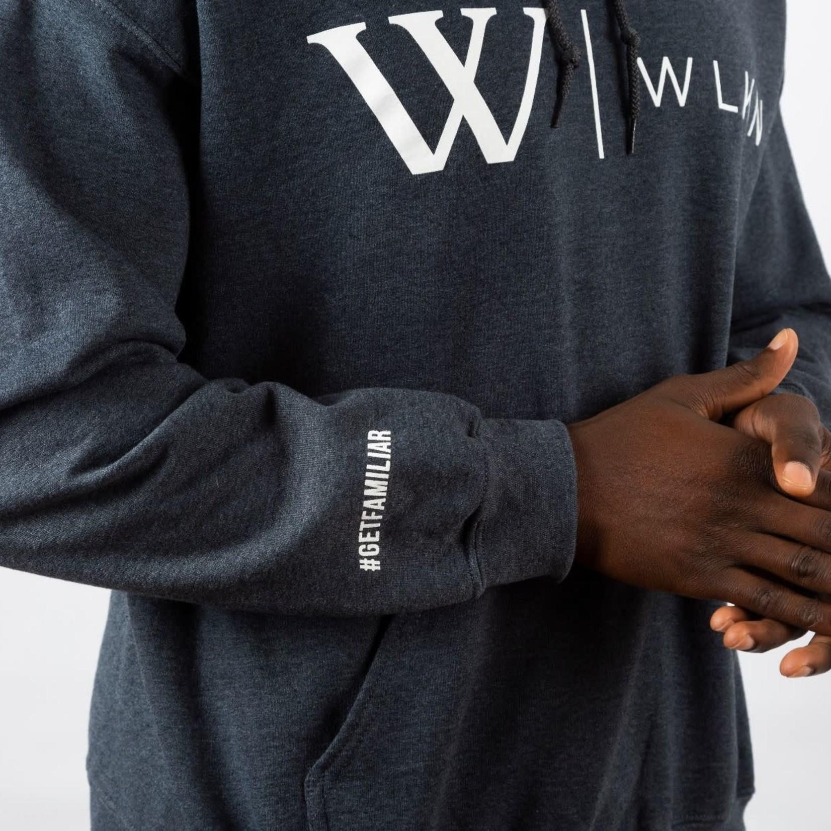 WLKN WLKN : The Building Signature Logo Hoodie