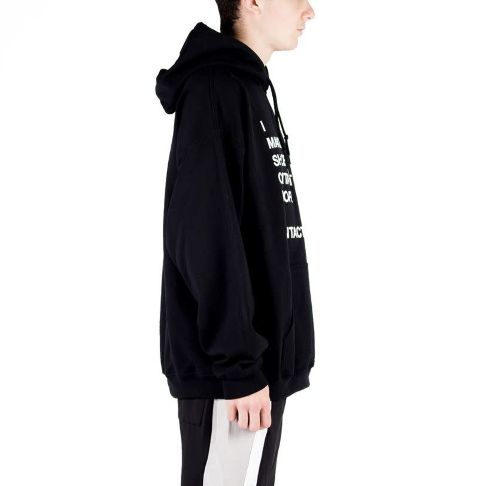 Daily Design Daily Design : Shoe Contact Hoodie