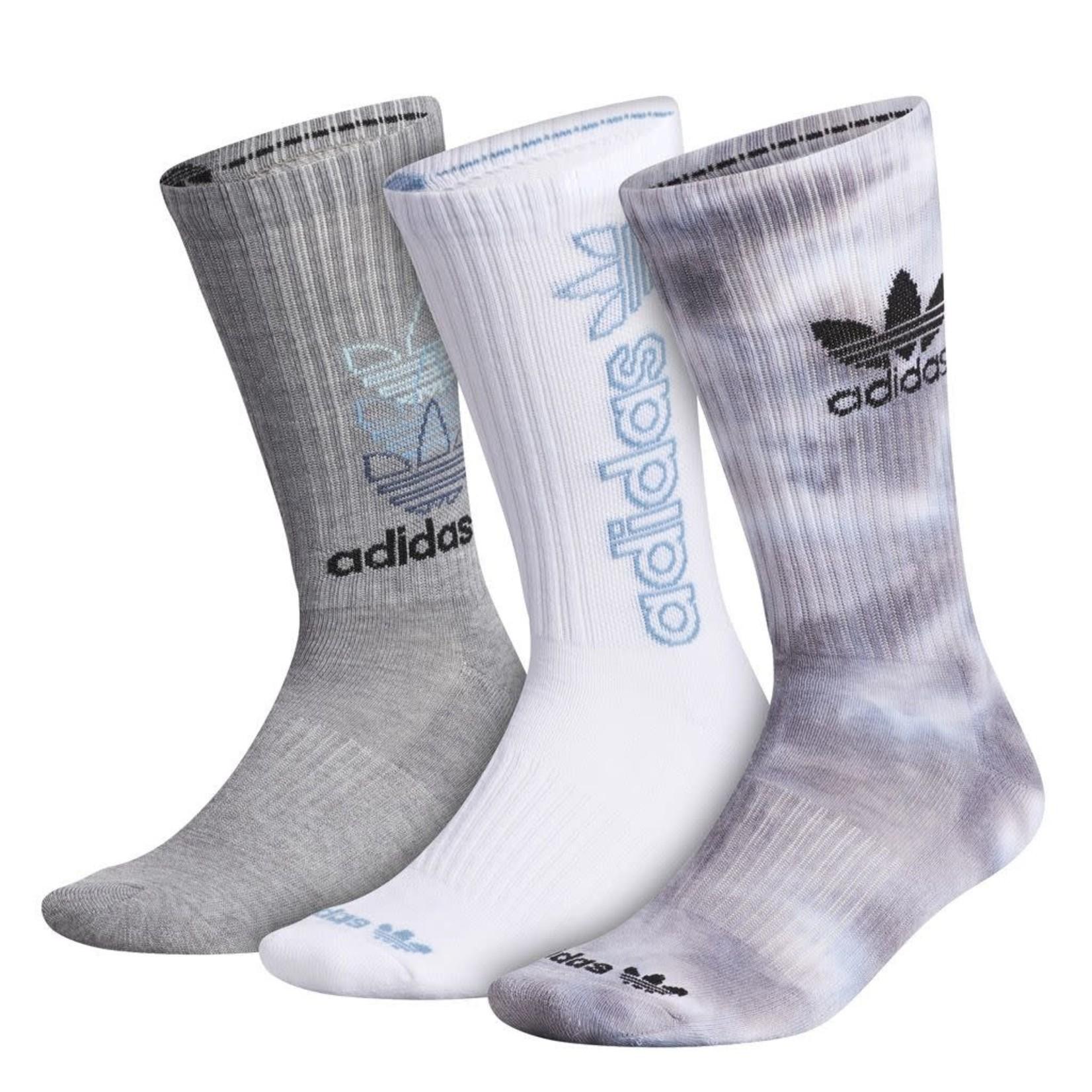 Adidas Adidas : Men's Originals Colorwash 3pack Socks