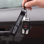 WLKN WLKN : The Country Keychain Black O/S