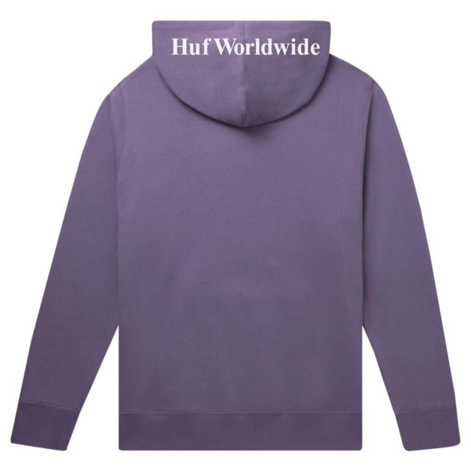 Huf HUF: Essential Box Logo PO Hoodie