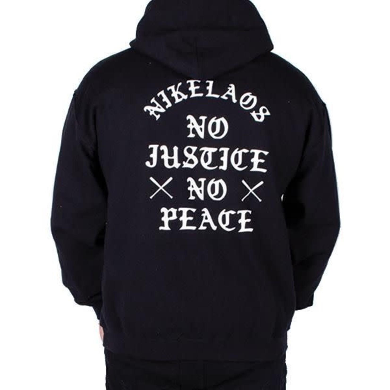 NKLS NKLS : No Justice Hoodie