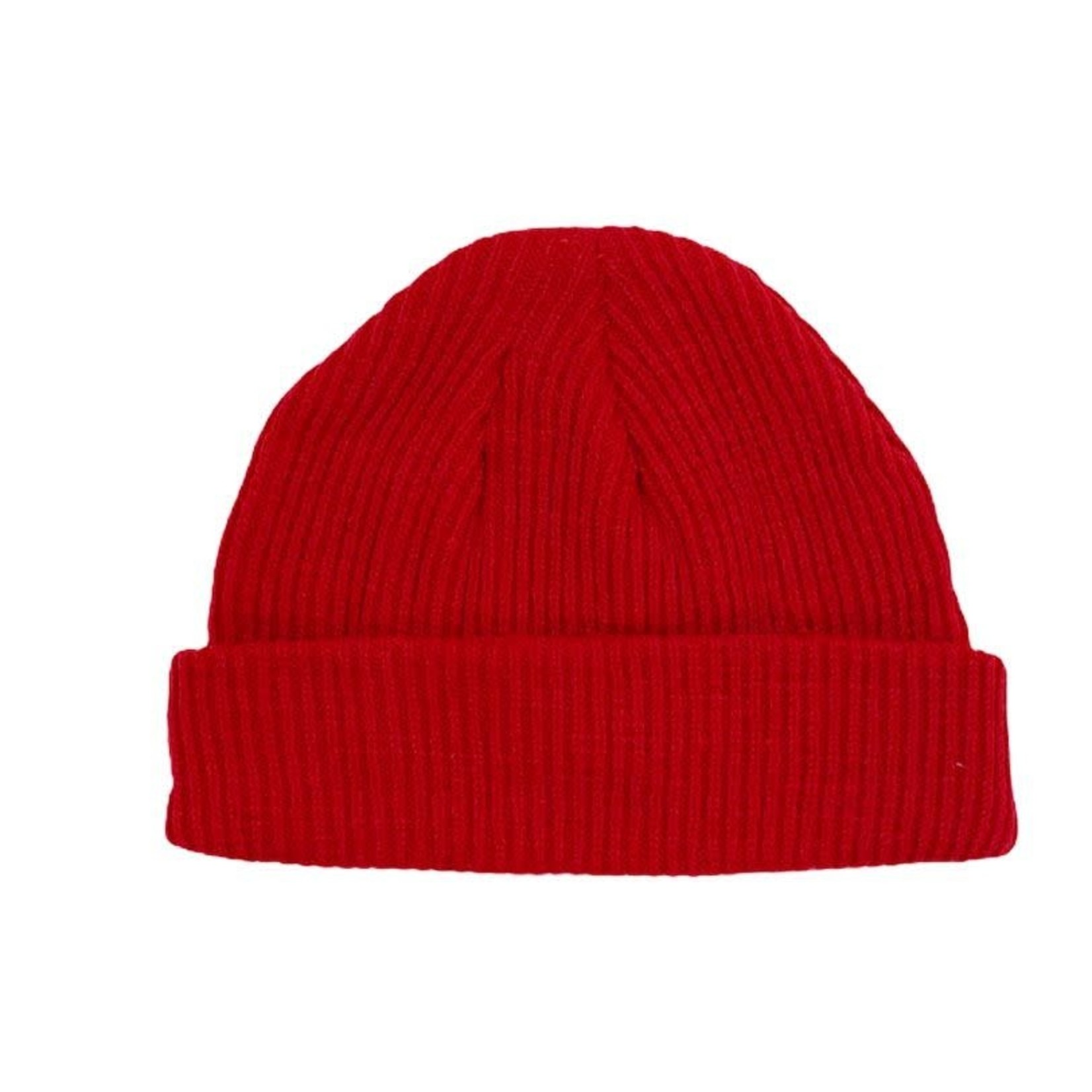 Hits Hits : The Tricot Short Beanie Red O/S