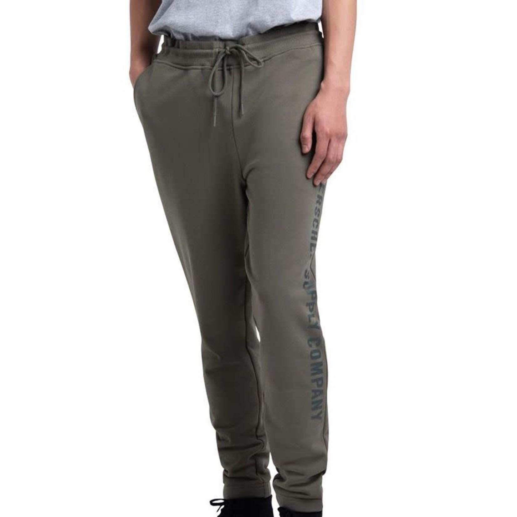 Herschel Herschel : Men's Cotton Poly ID Sweatpant