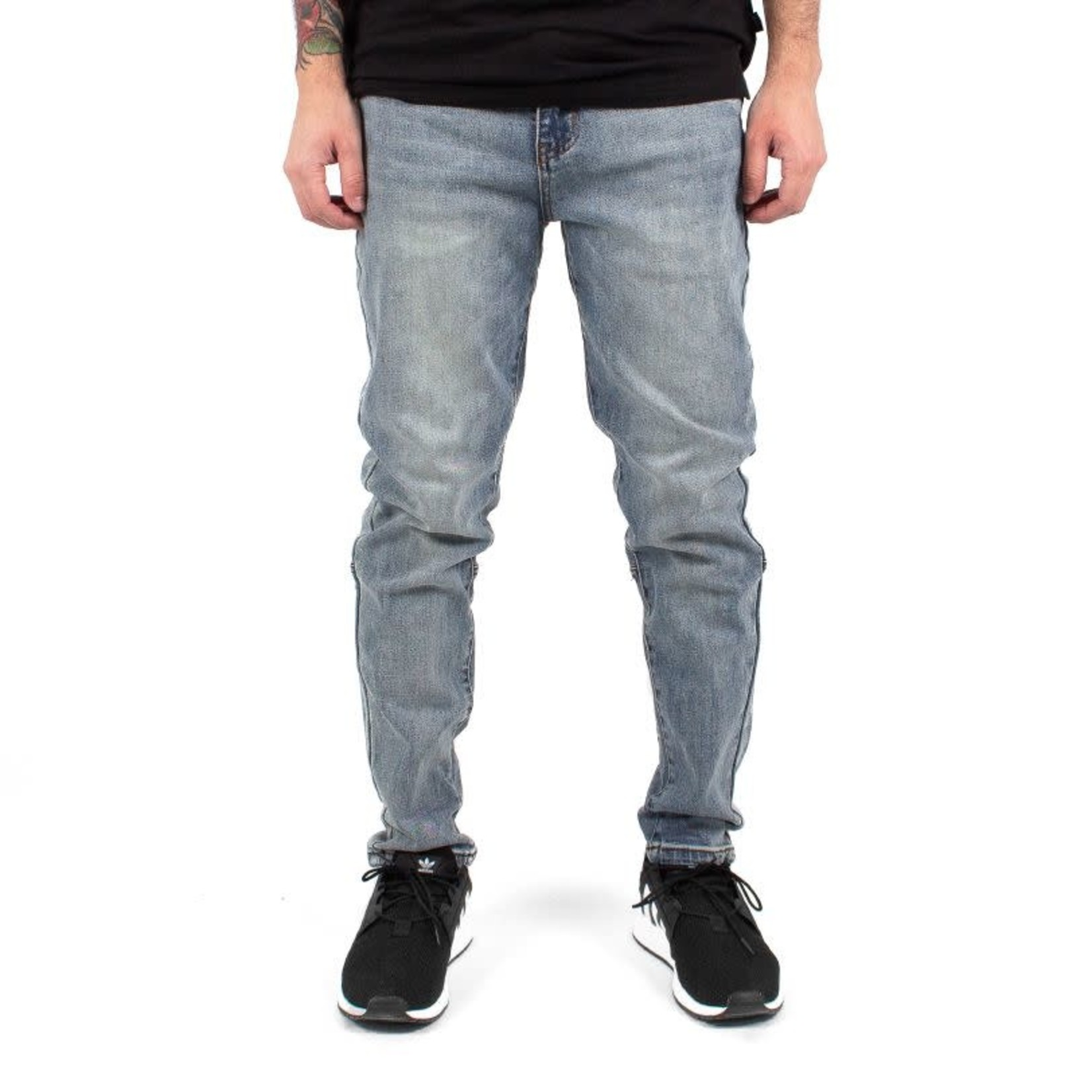 WLKN WLKN : Larry Regular Fit Denim Pants
