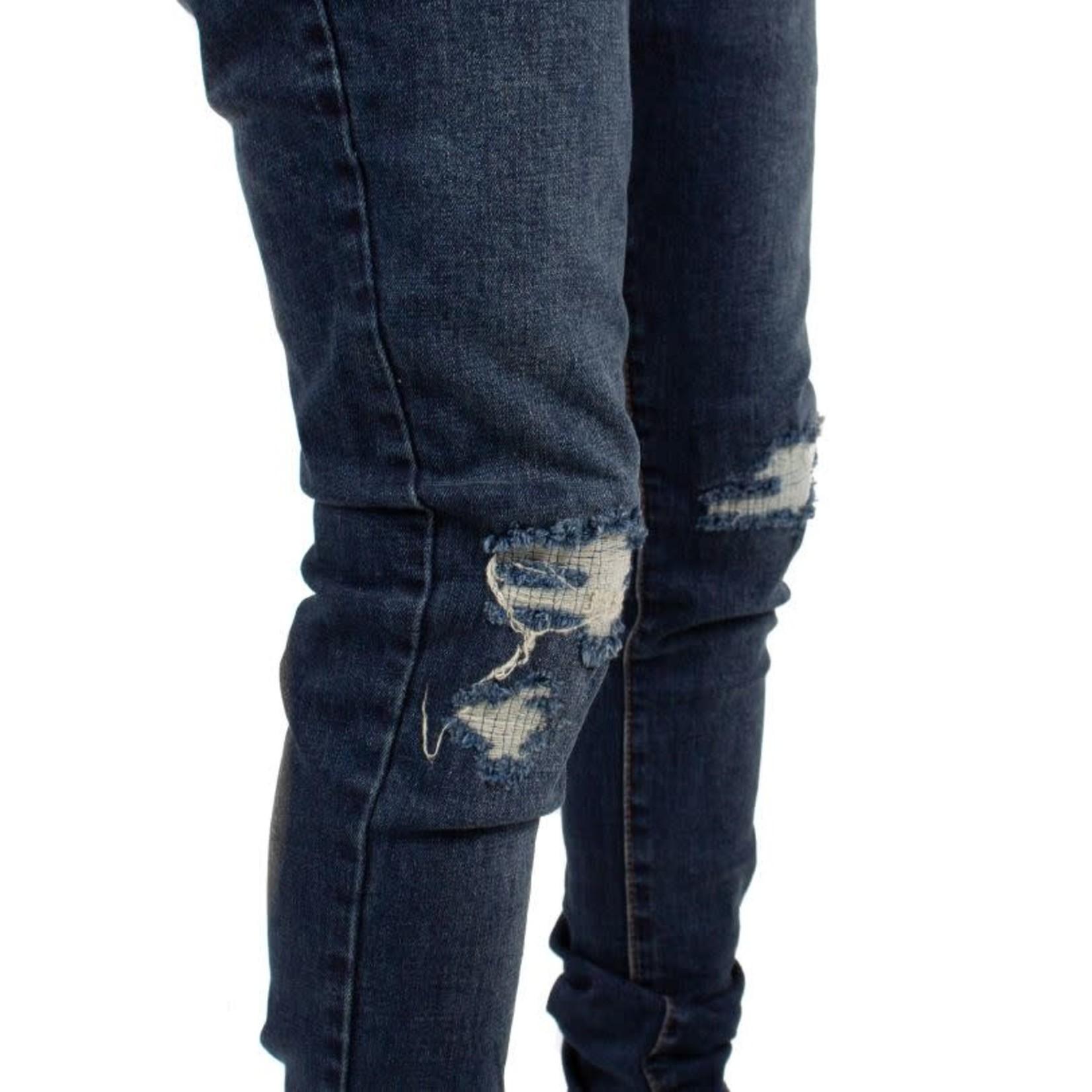 WLKN WLKN : Phil Slim Fit Denim Pants