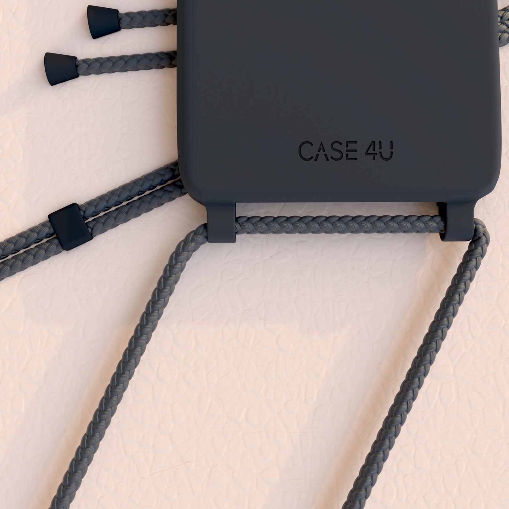 Case 4U Case 4U : Matte Black Rope and Case
