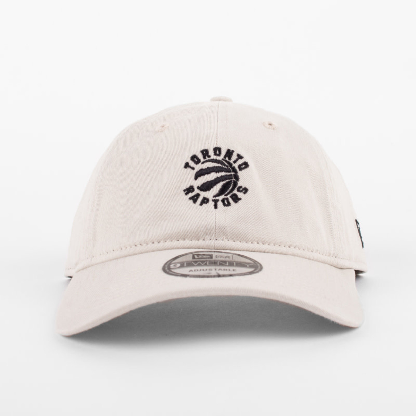 New Era New Era : 920 Toronto Raptors Black Logo Cap