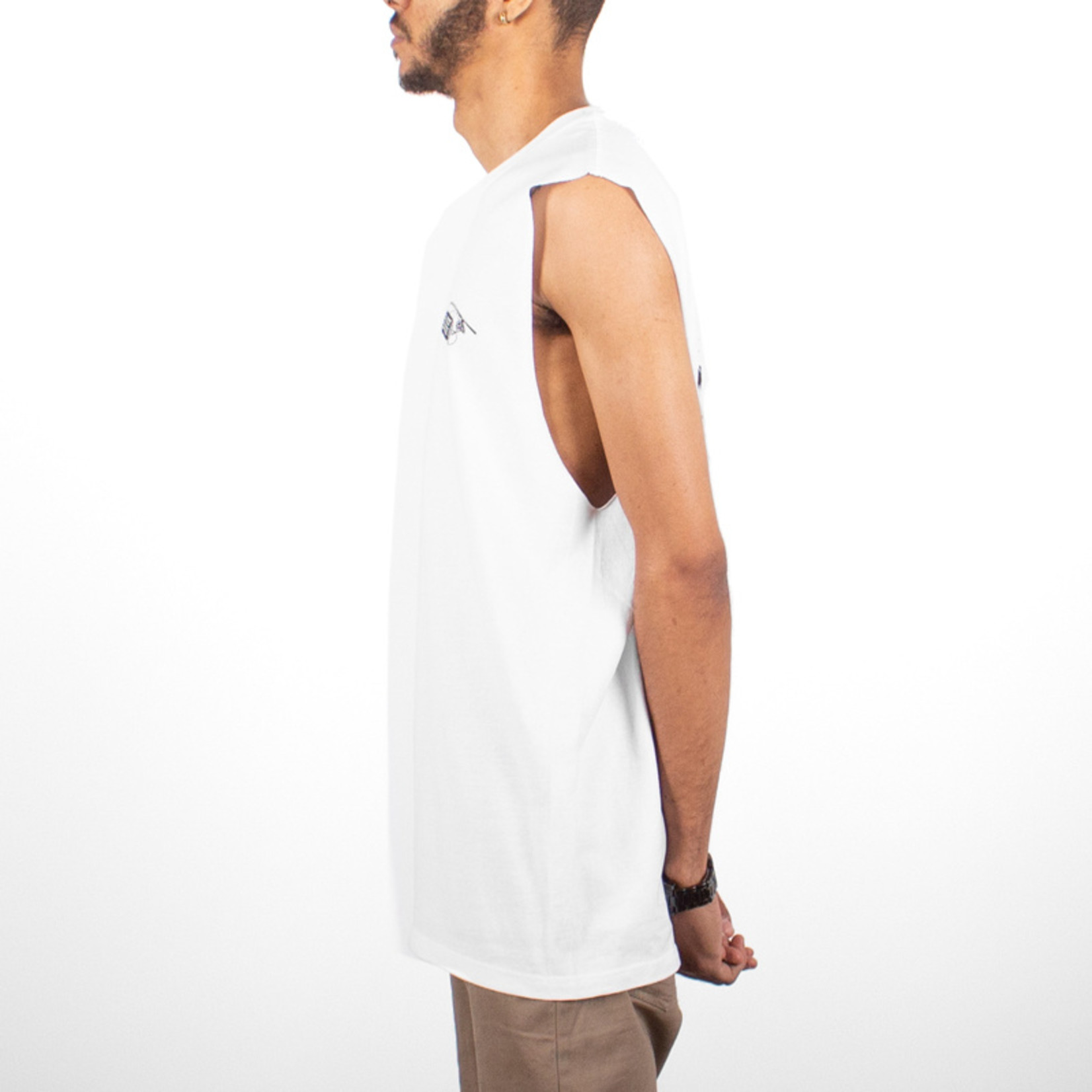 A Lost Cause A Lost Cause : Fishn Sleeveless Tee