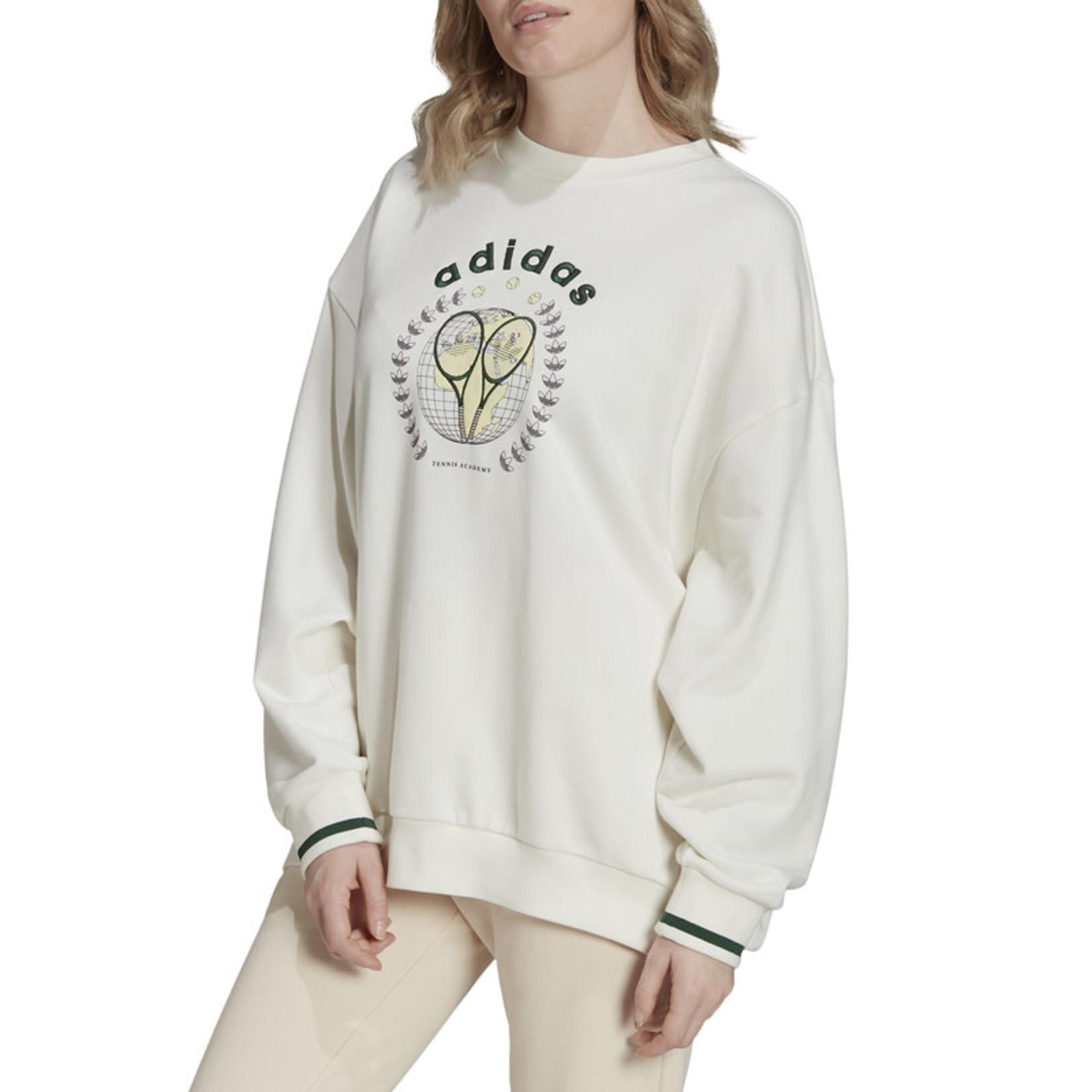 Adidas Adidas : Graphic Crewneck