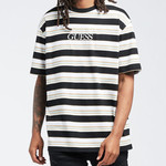 Guess Guess : Short Sleeve Rogers Stripe Tee