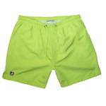 Kangol Kangol : Basic Lime Boardshort