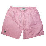Kangol Kangol : Baisc Pink Boardshort
