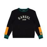 Kangol Kangol : Retro LS Popover Crew