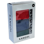 Kangol Kangol : 3 Packs Boxers