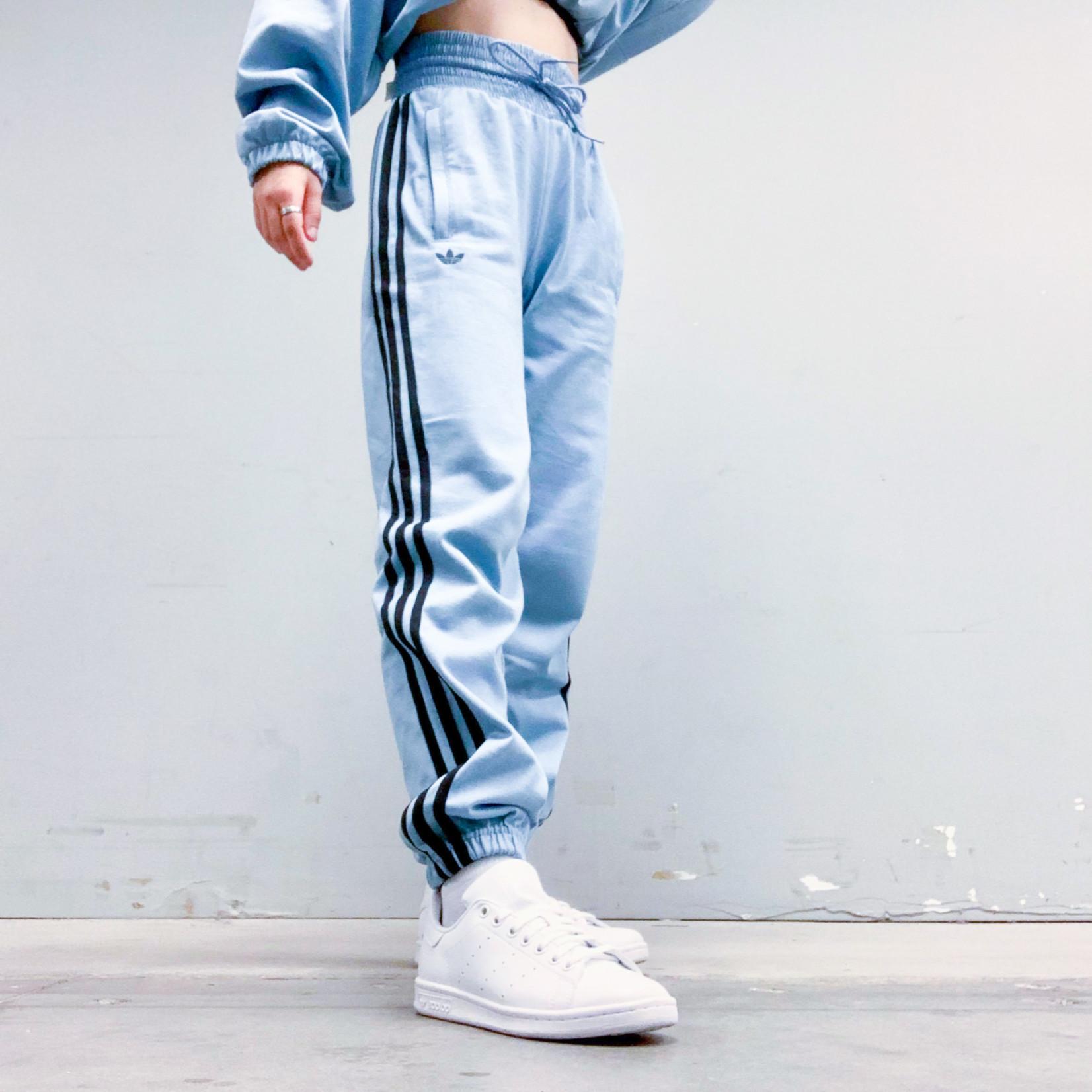 Adidas Adidas : Smoked Waist Cuffed Pant