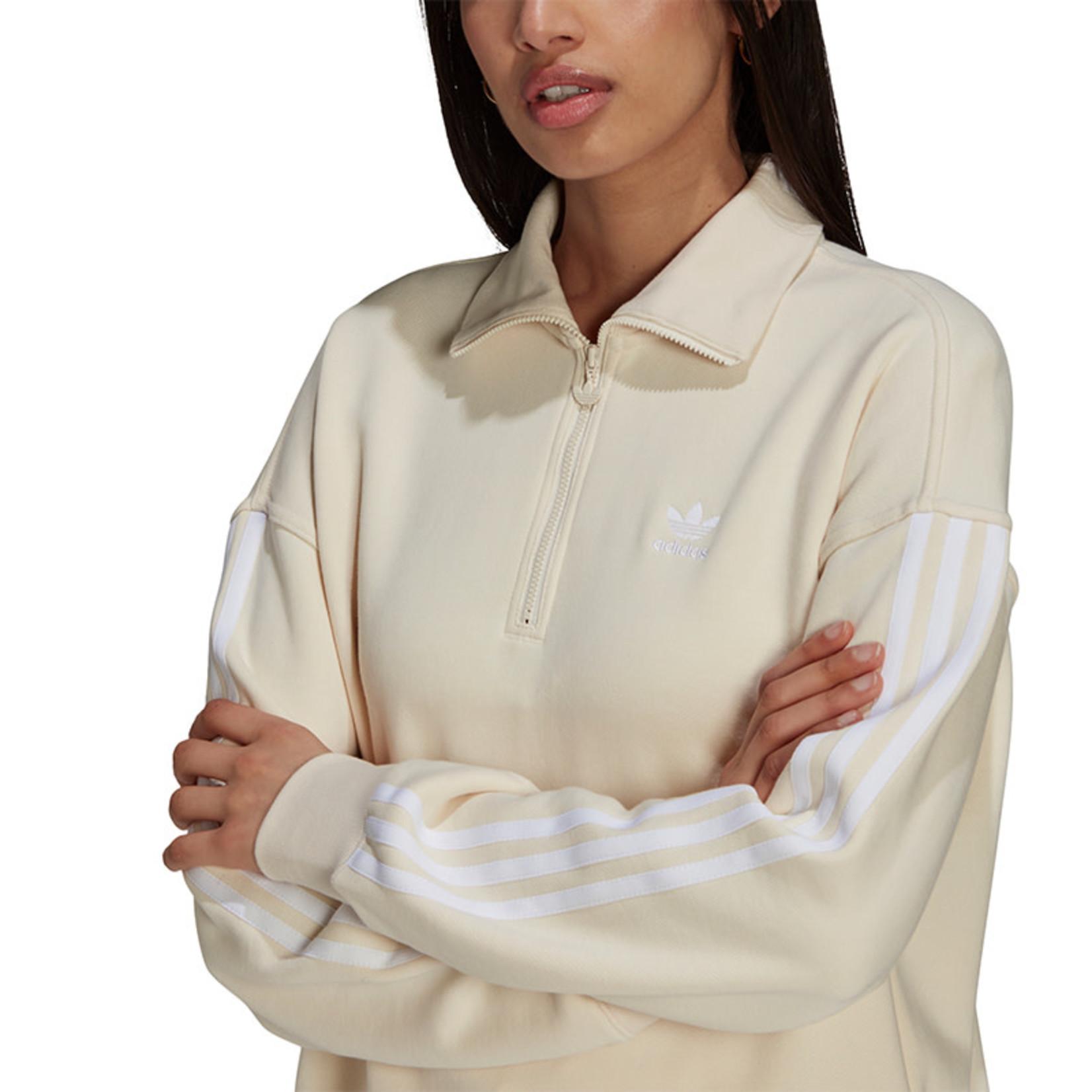Adidas Adidas : Half Zip Sweatshirt