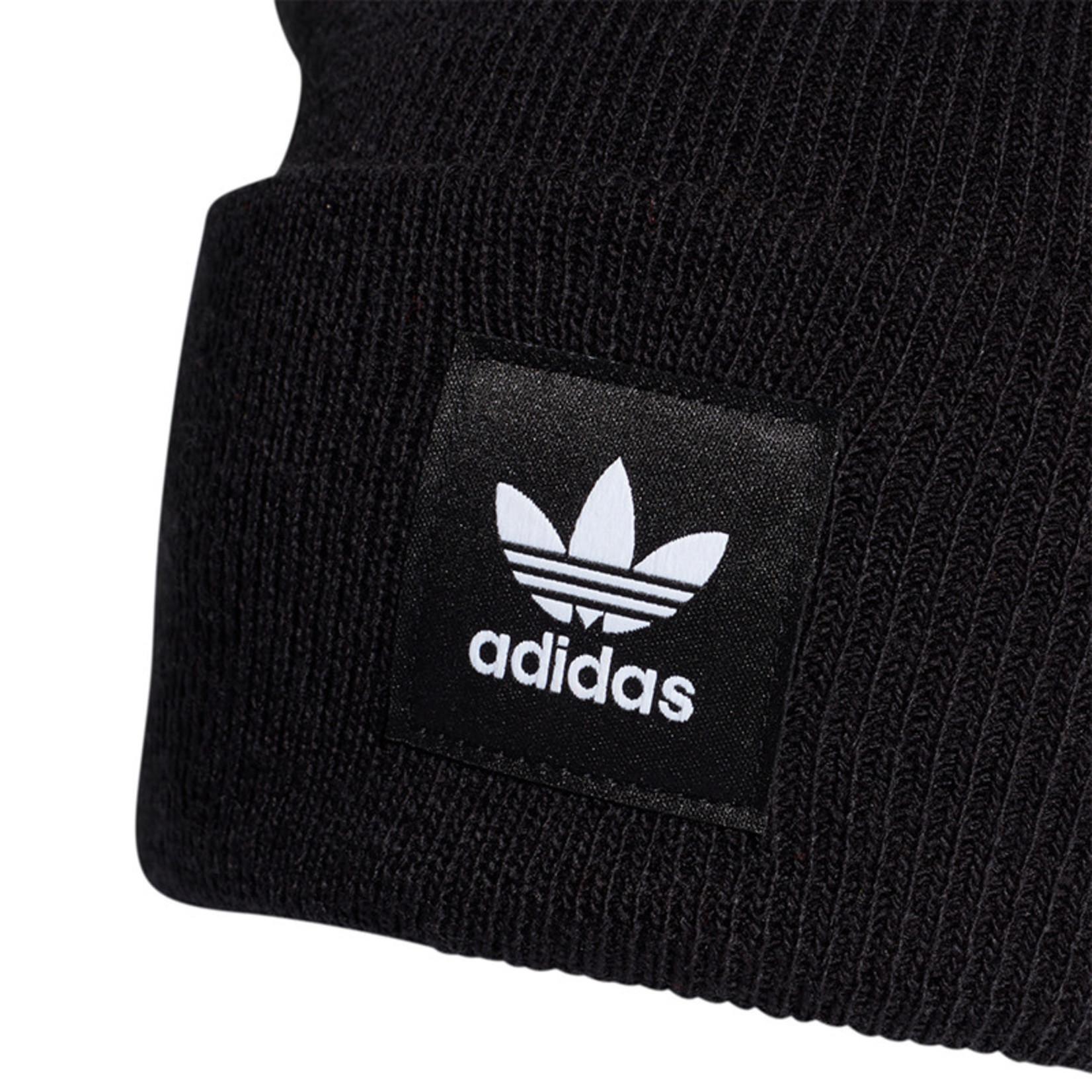 Adidas Adidas : Adicolor Cuff Knit Beanie Black O/S