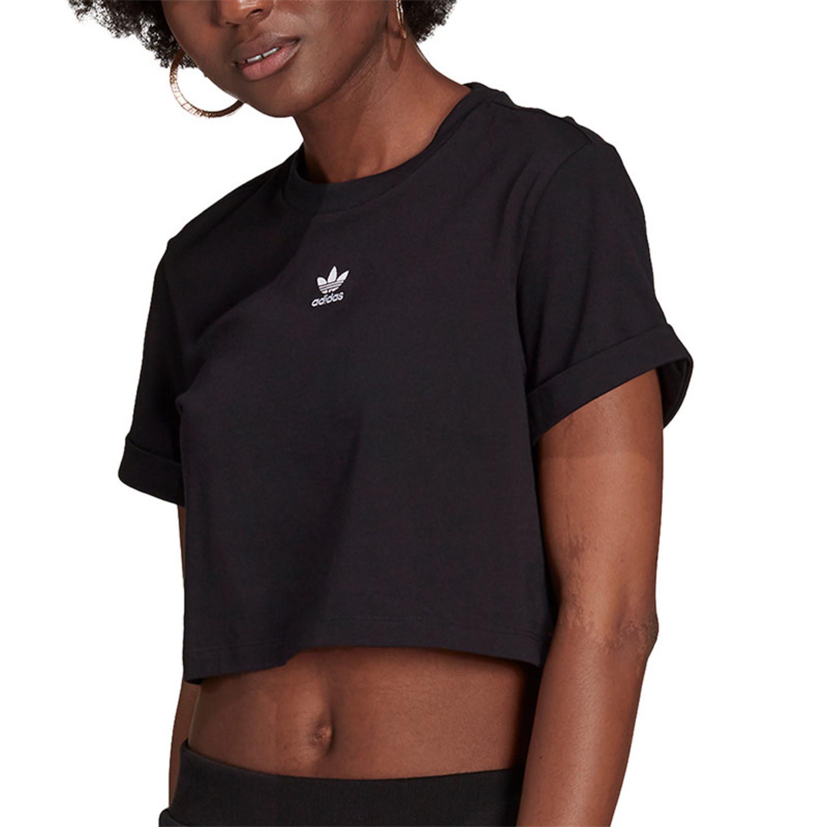 Adidas Adidas : Adicolor Essential Crop Tee