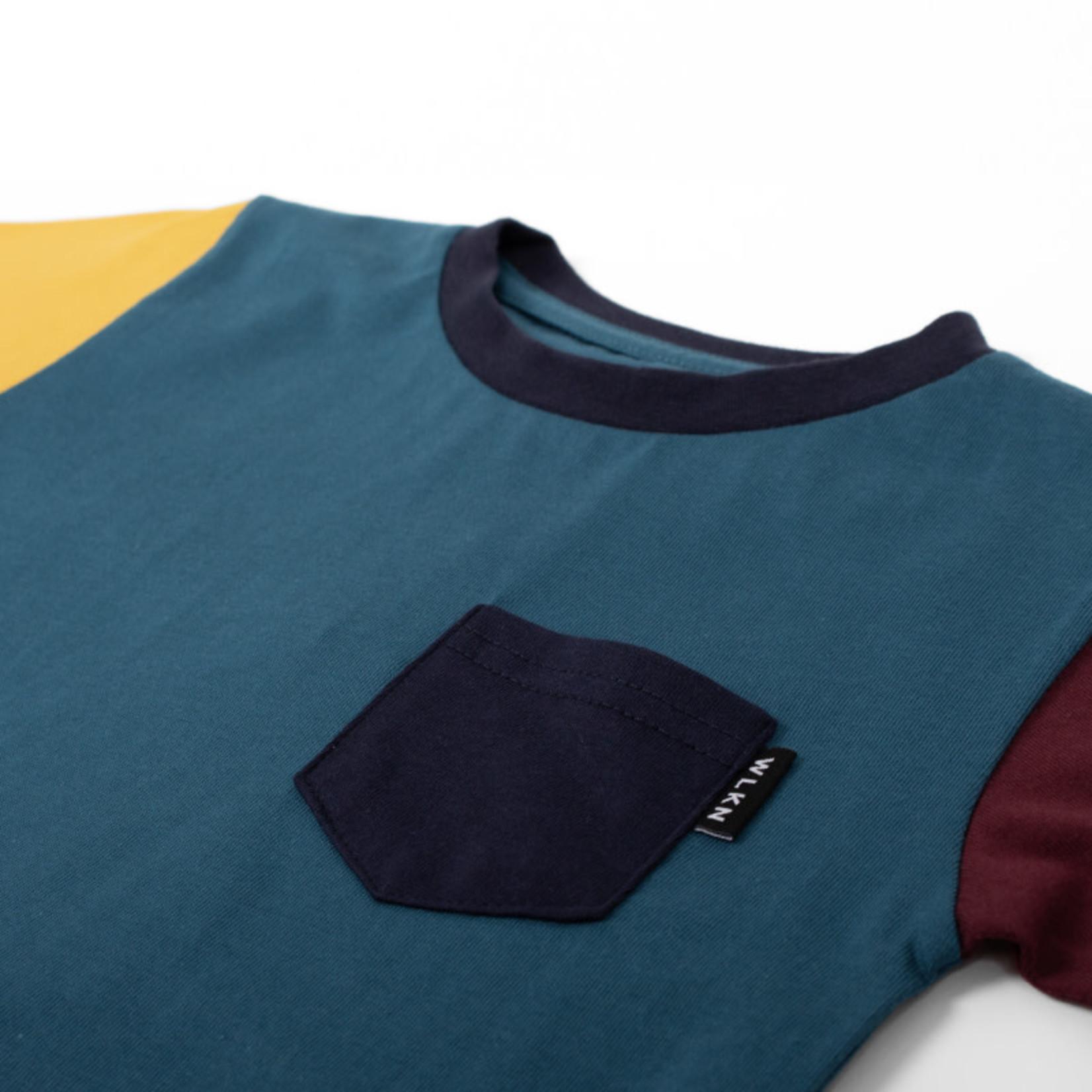 WLKN WLKN : Junior Lauren Pocket T-Shirt