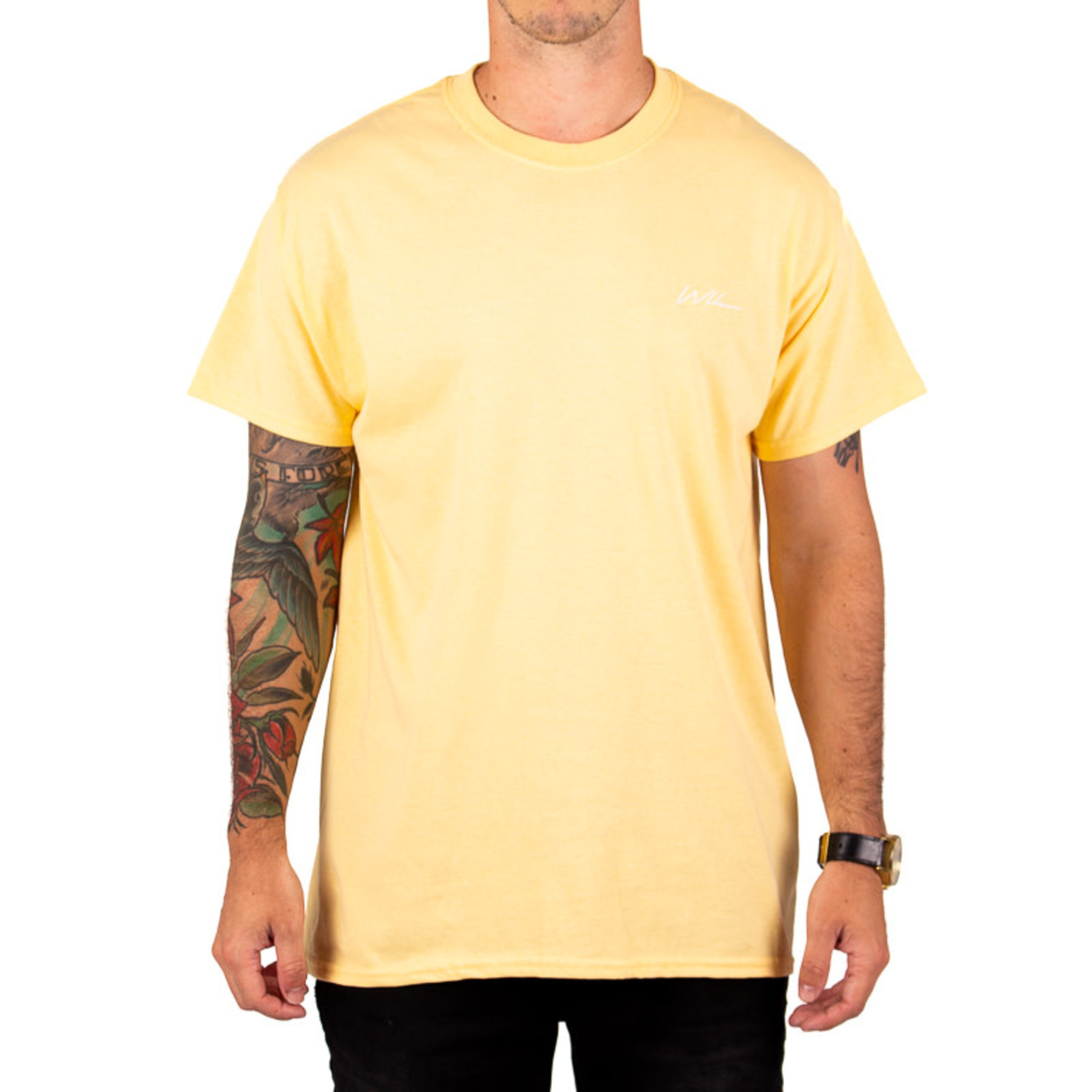 WLKN WLKN : Heart Script Logo T-Shirt