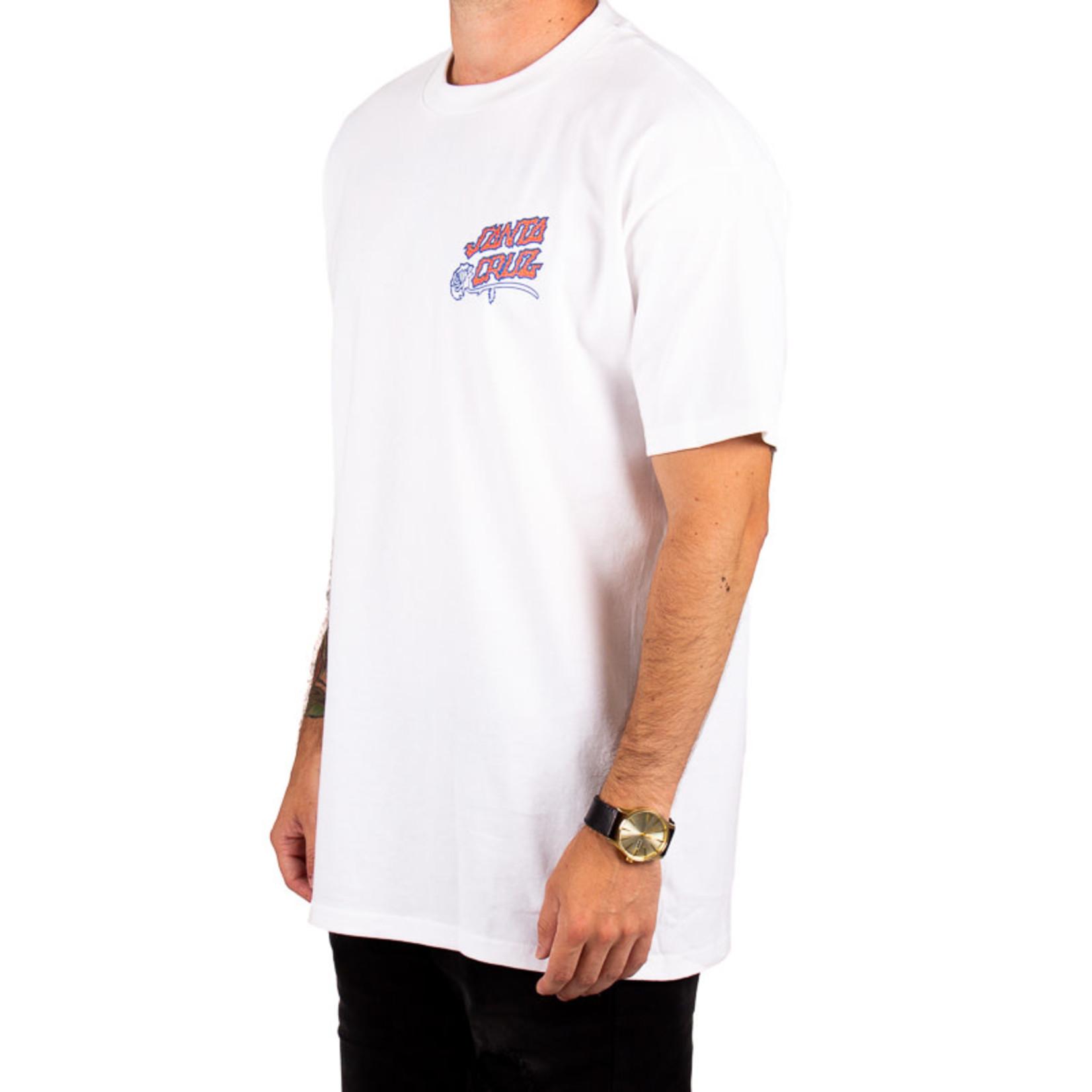 Santa Cruz Santa Cruz : Dressen Roses Club Dot T-Shirt