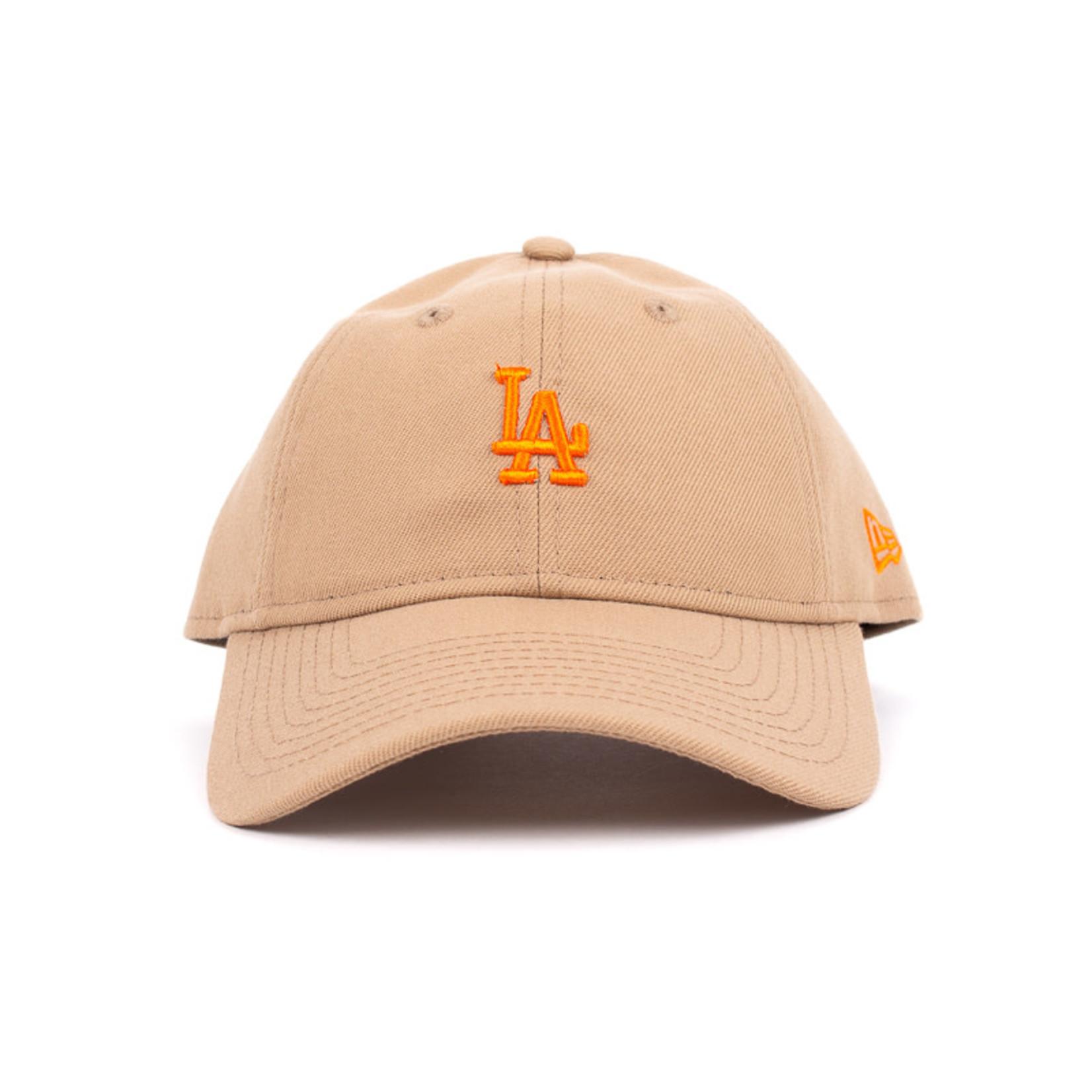 New Era New Era : 920 Los Angeles Dodgers Orange Logo Cap