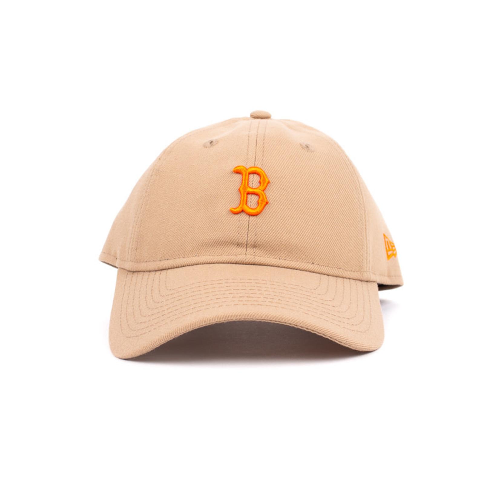 New Era New Era : 920 Boston Red Sox Orange Logo Cap