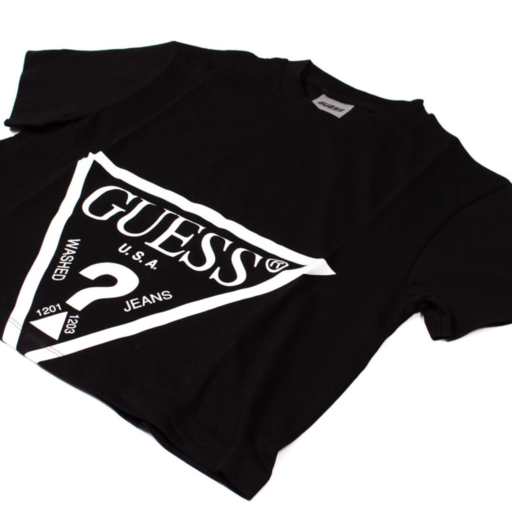 Guess Guess : Adele Crop T-Shirt