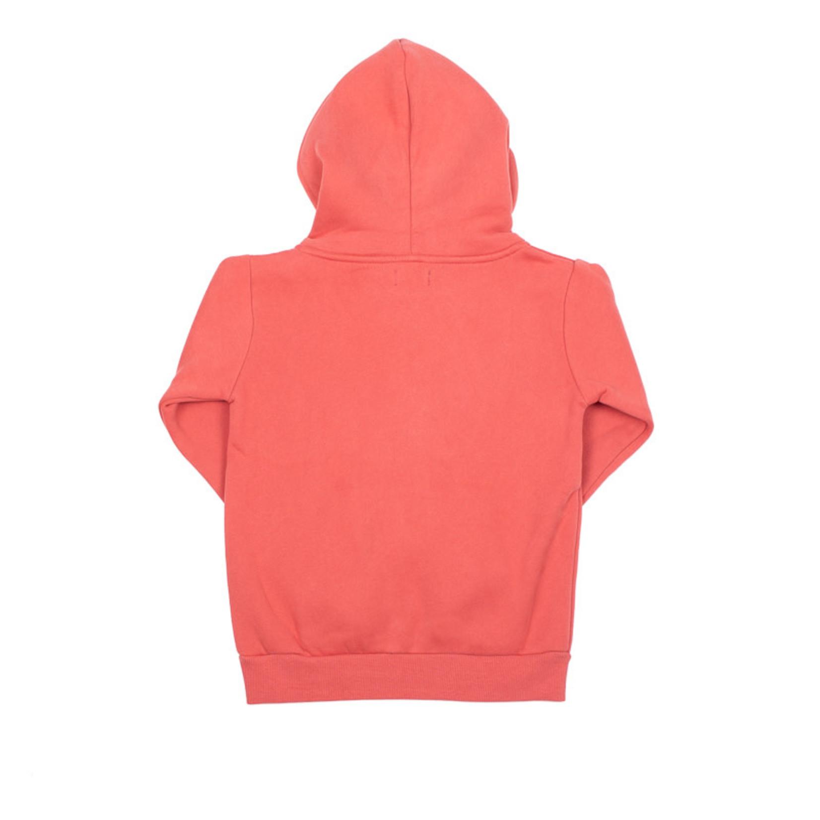 WLKN WLKN : Girl Junior Basic Zip-Up Hoodie