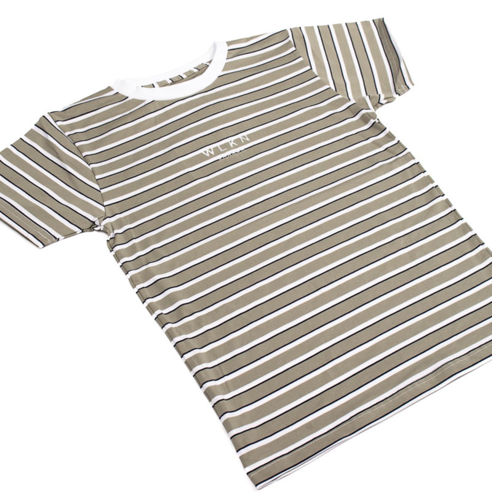 WLKN WLKN : Junior Striped Country T-Shirt